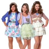 Lisa, Amy en Shelley