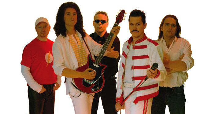 the queen revival band